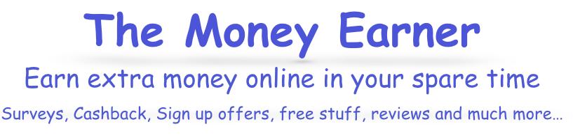The Money Earner: Earn extra money online